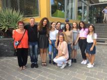 Visita alemán Hotel Tigaiga